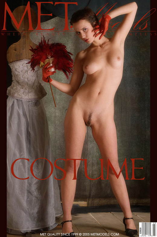 Charlene - `Costume` - for METMODELS