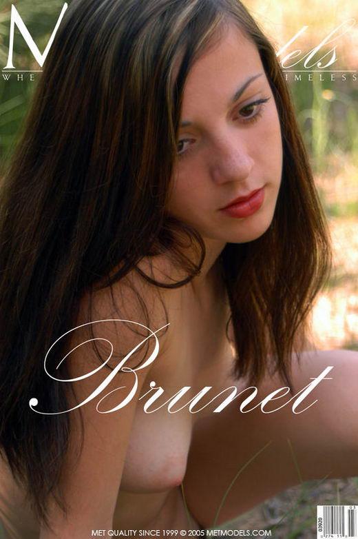 Darlene in Brunet gallery from METMODELS by Alexander Zin