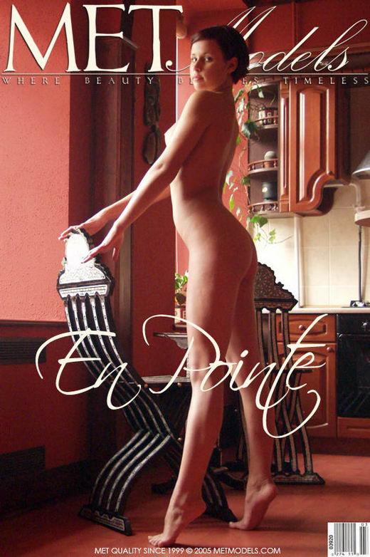 Margot in En Pointe gallery from METMODELS by Alexander Voronin
