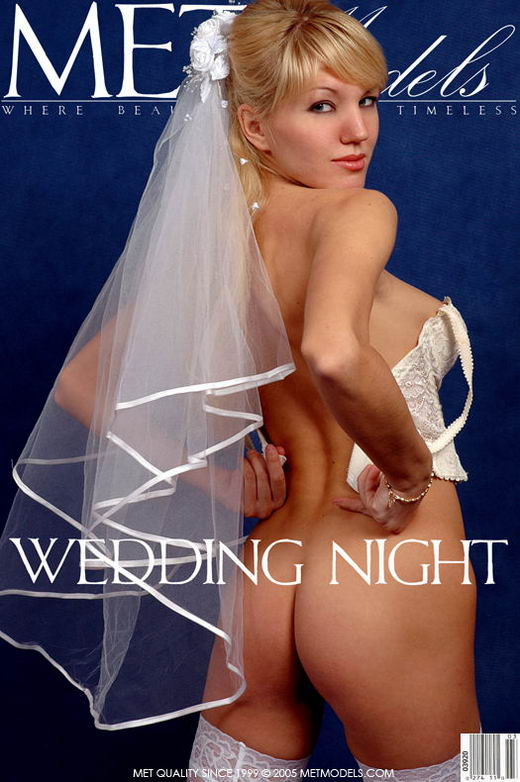 Francine - `Wedding Night` - by Ingret for METMODELS