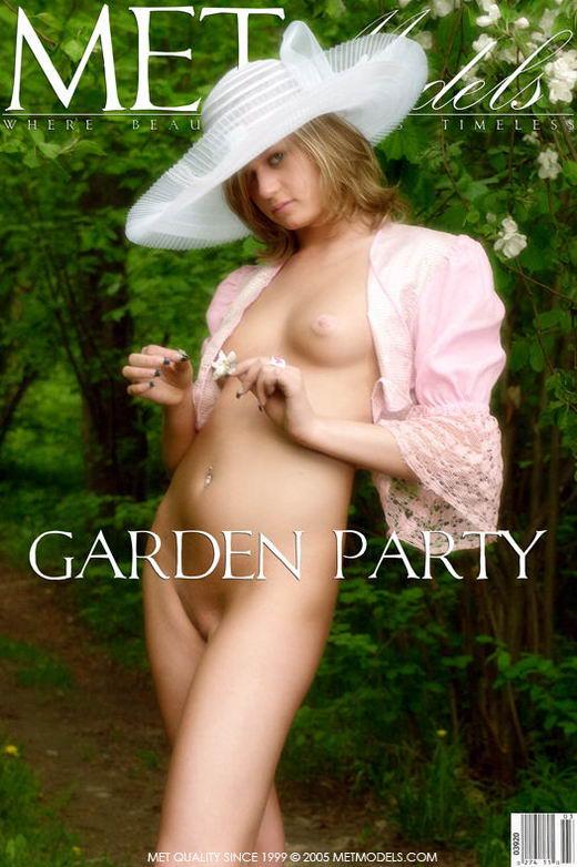 `Garden Party` - for METMODELS