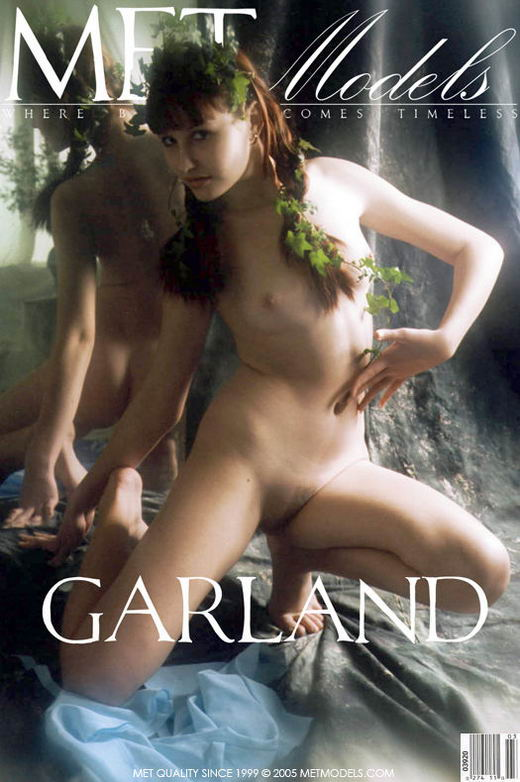 Irisa - `Garland` - for METMODELS