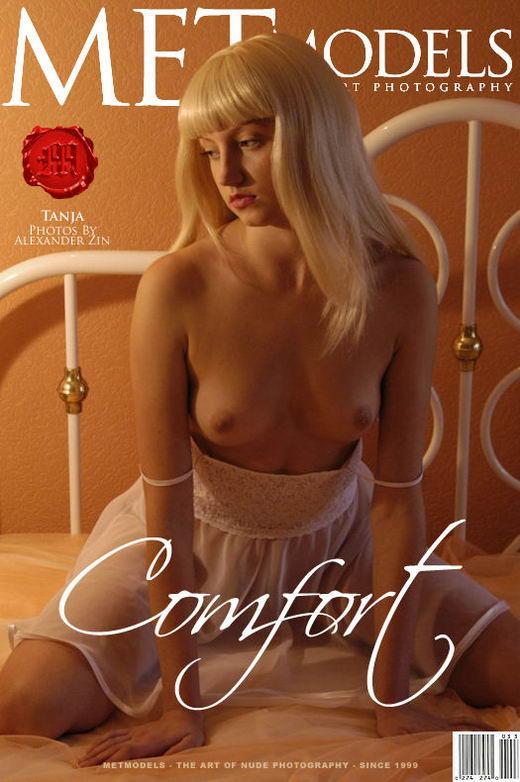 Janice - `Comfort` - by Alexander Zin for METMODELS