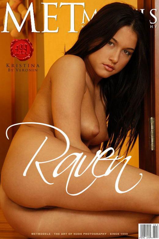Kristina in Raven gallery from METMODELS by Alexander Voronin