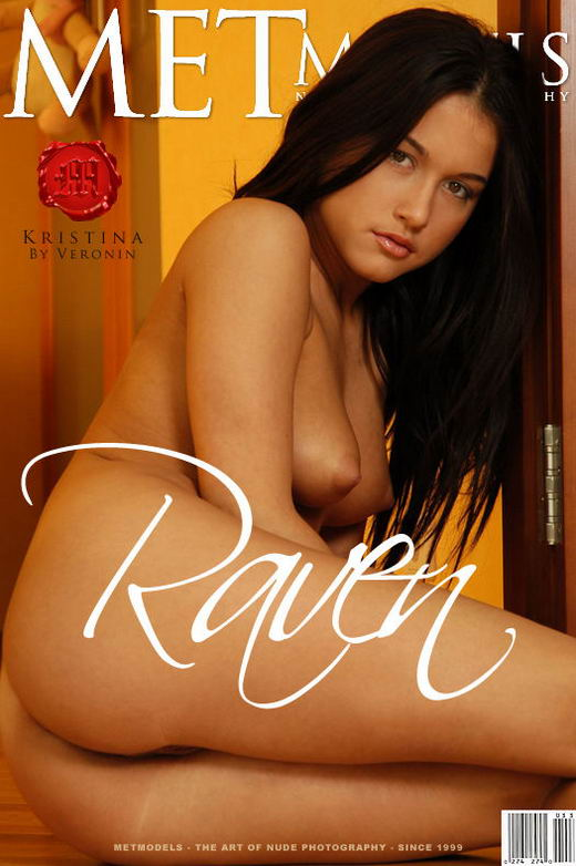 Kristina - `Raven` - by Alexander Voronin for METMODELS