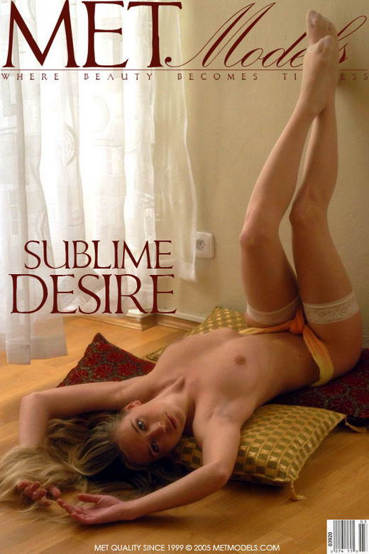 Lucie in Sublime Desire gallery from METMODELS by Richard Murrian