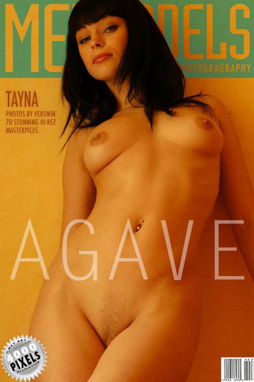 Tanya in Agave gallery from METMODELS by Alexander Voronin