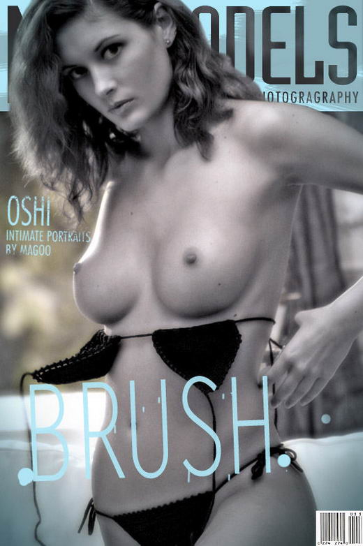 Oshi in Brush gallery from METMODELS by Magoo