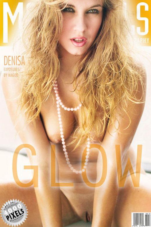 Denisa in Glow gallery from METMODELS by Magoo