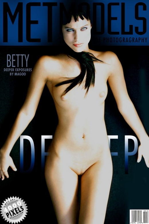 Betty in Deep gallery from METMODELS by Magoo