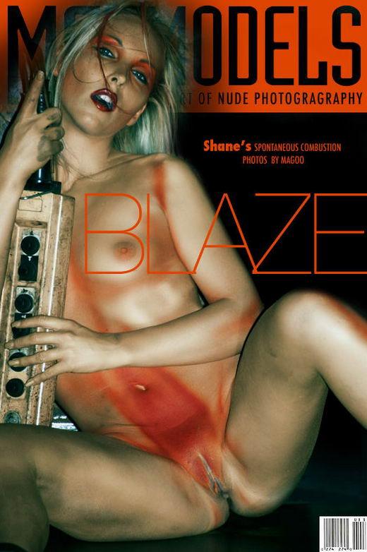 Shane in Blaze gallery from METMODELS by Magoo