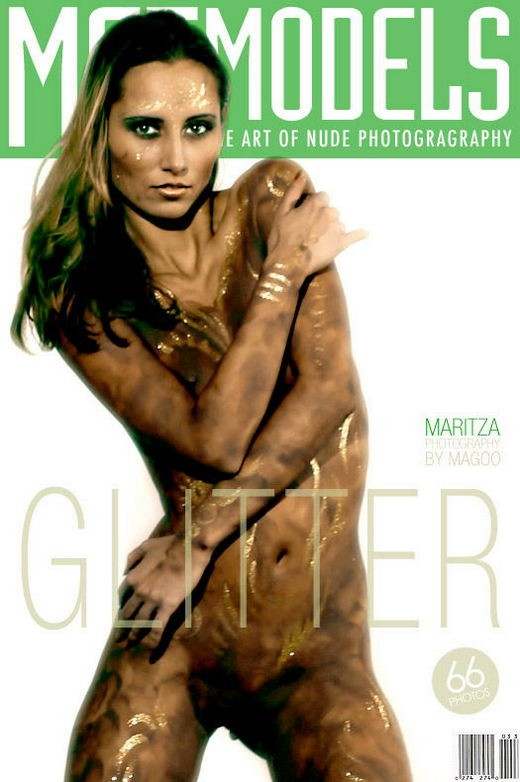 Maritza - `Glitter` - by Magoo for METMODELS