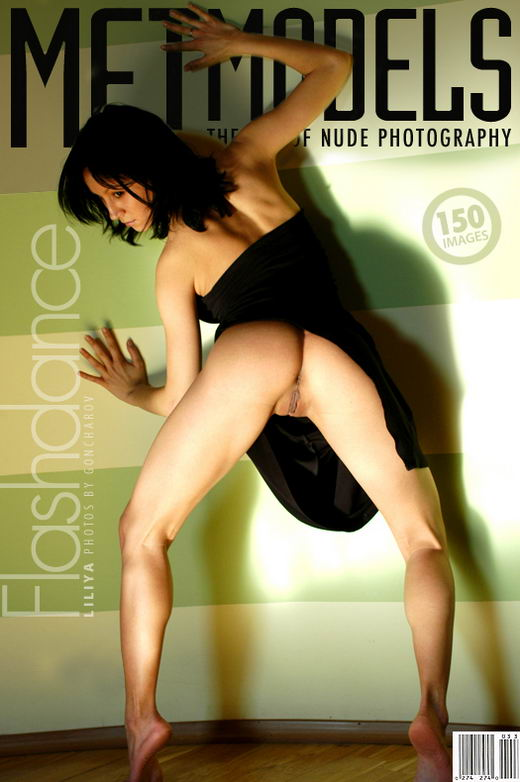 Liliya in Flashdance gallery from METMODELS by Sergey Goncharov