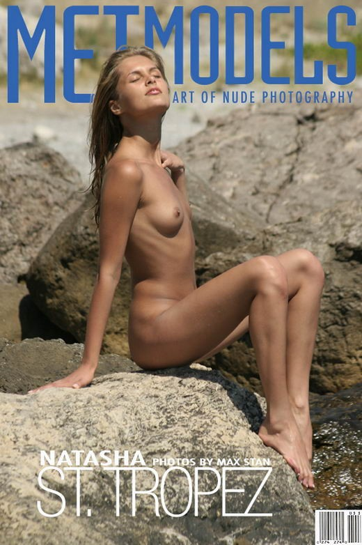 Natasha in St. Tropez gallery from METMODELS by Max Stan