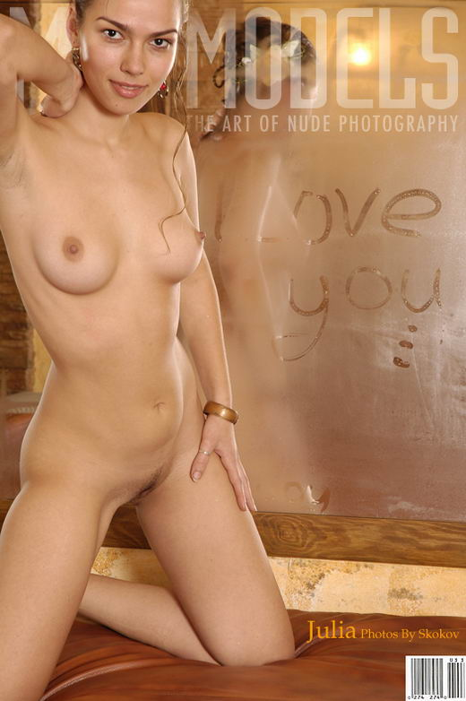 Julia in I Love You gallery from METMODELS by Skokov