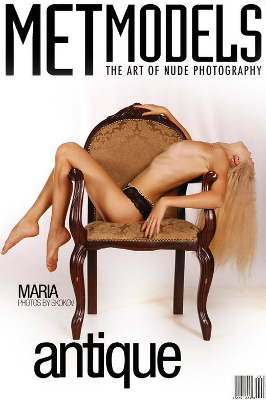 Maria - `Antique` - by Skokov for METMODELS