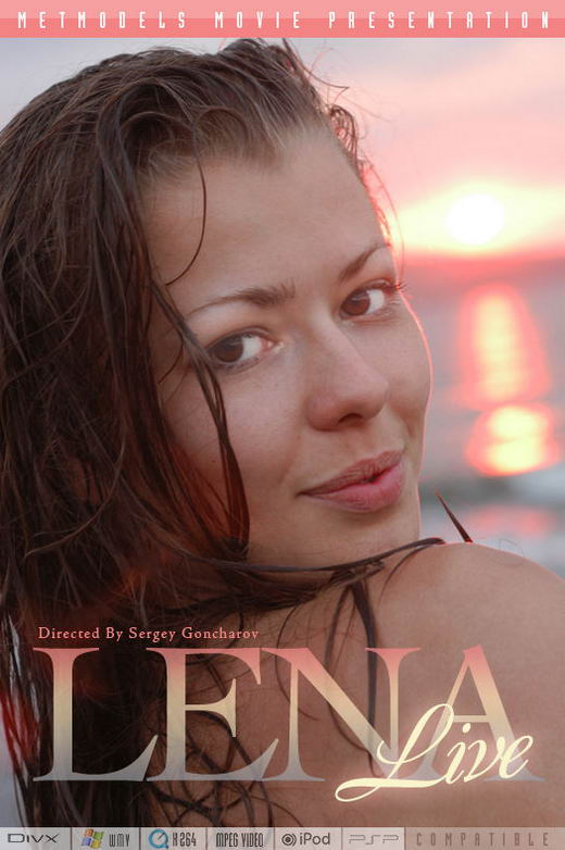 Lena Live video from METMODELS by Sergey Goncharov