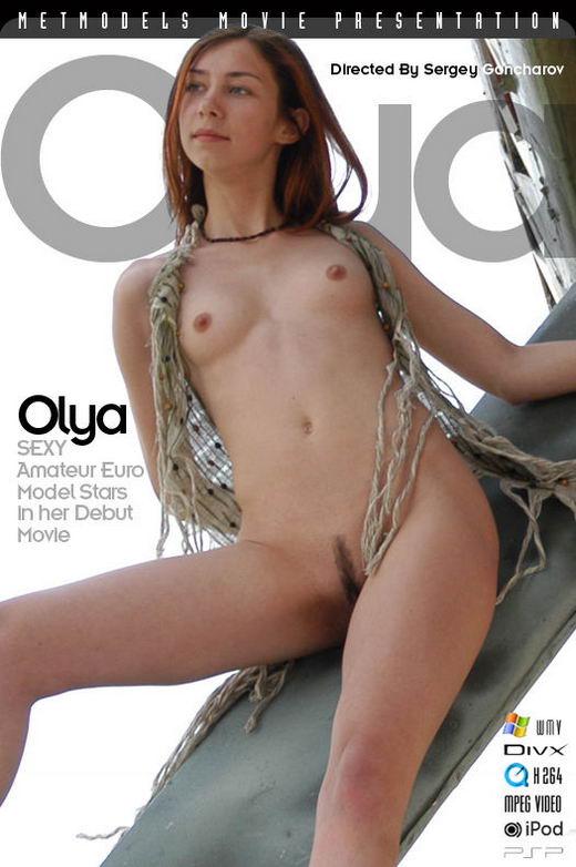 Olya - `Sexy` - by Sergey Goncharov for METMODELS