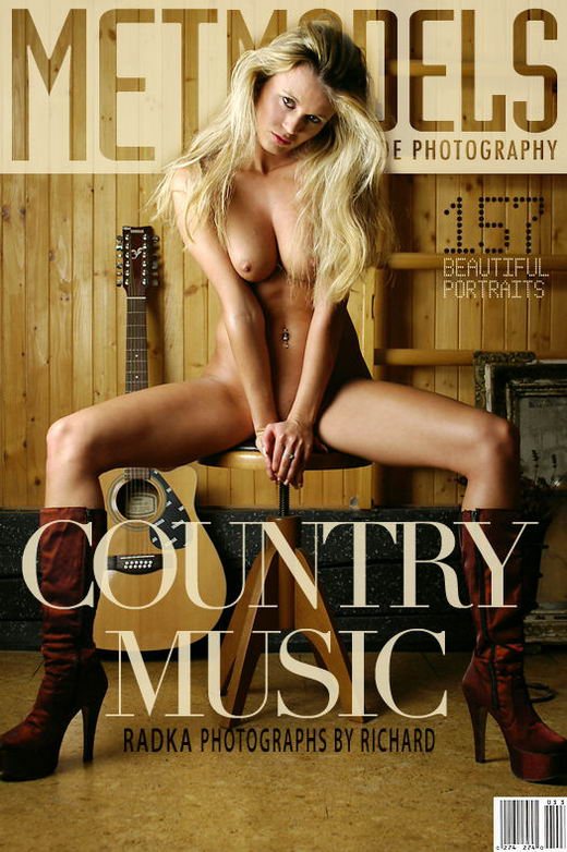 Radka - `Country Music` - by Richard Murrian for METMODELS