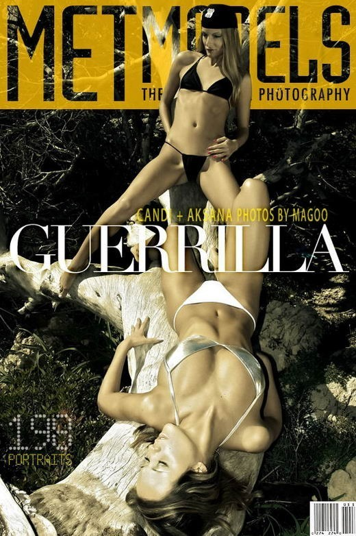 Candi & Aksana - `Guerrilla` - by Magoo for METMODELS