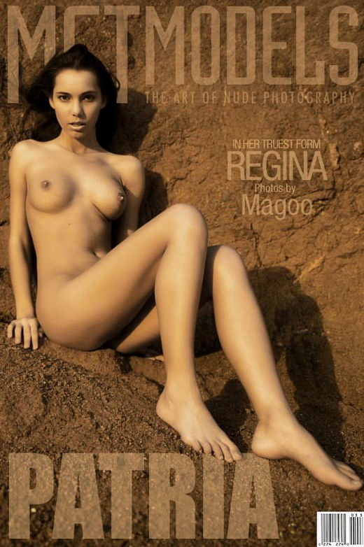 Regina - `Patria` - by Magoo for METMODELS
