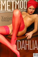 Xeniya in Dahlia gallery from METMODELS by Max Stan