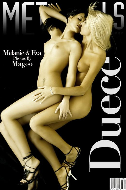 Eva & Melanie - `Duece` - by Magoo for METMODELS