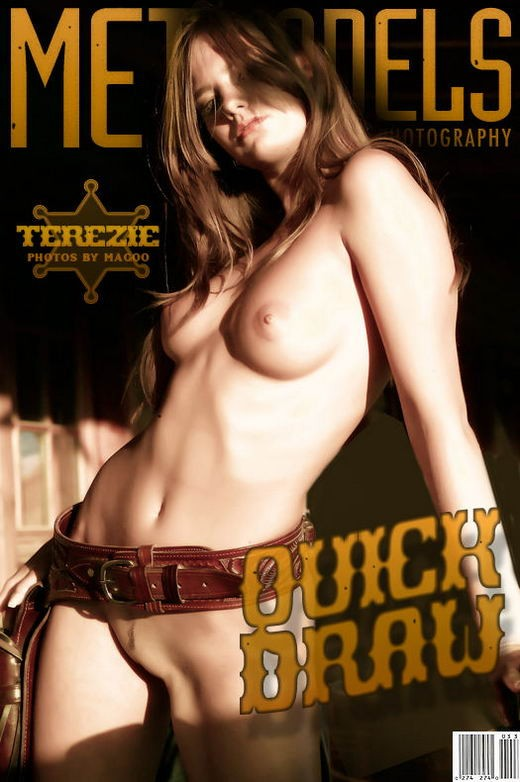 Terezie - `Quick Draw` - by Magoo for METMODELS