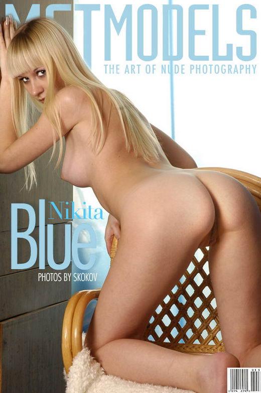 Nikita - `Blue` - by Skokov for METMODELS