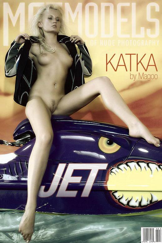 Katka - `Jet` - by Magoo for METMODELS