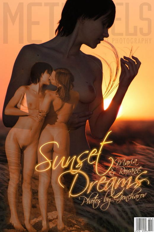 Roxanne & Maria - `Sunsett Dreams` - by Sergey Goncharov for METMODELS