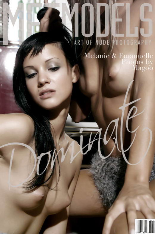 Melanie & Emanuelle - `Dominate` - by Magoo for METMODELS