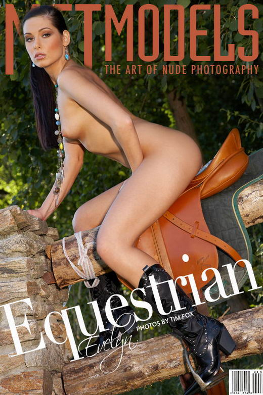 Evelyn - `Equestrian` - by Tim Fox for METMODELS