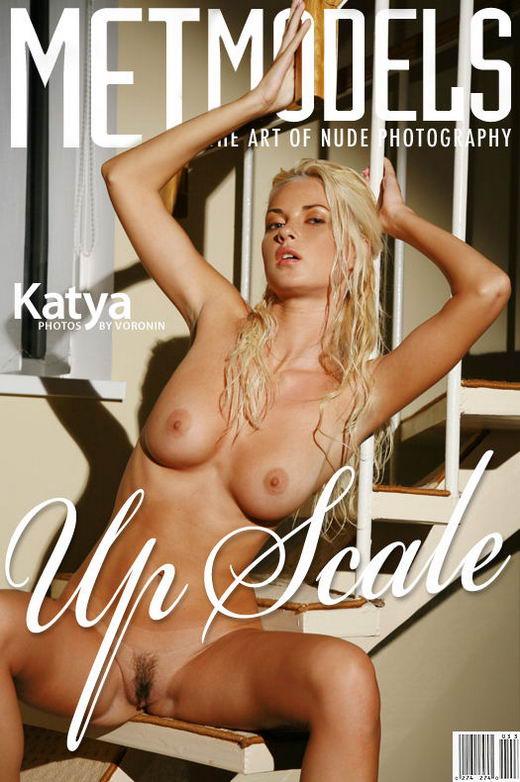 Katya - `Up Scale` - by Alexander Voronin for METMODELS