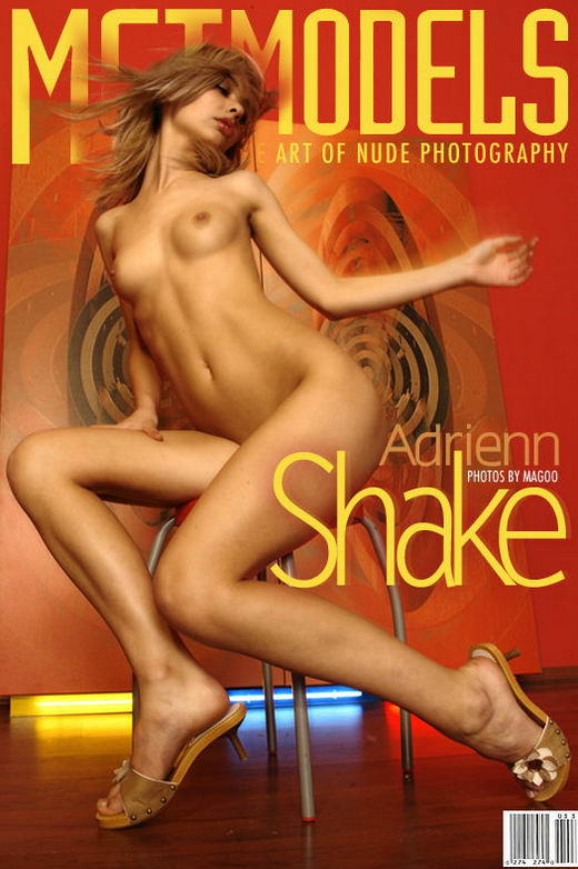 Adrienn - `Shake` - by Magoo for METMODELS