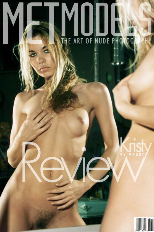 Kristy - `Review` - by Magoo for METMODELS