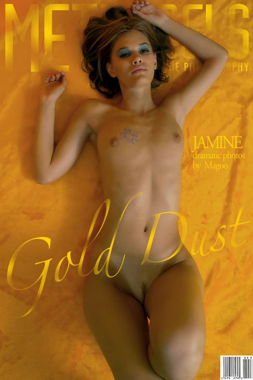 Jamine - `Gold Dust` - by Magoo for METMODELS