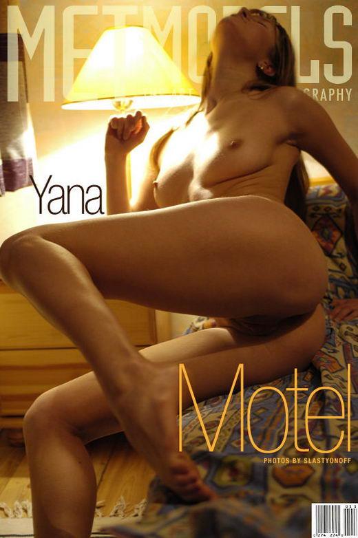 Yana - `Motel` - by Slastyonoff for METMODELS