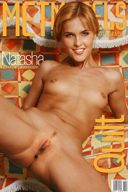 Natasha - `Quilt` - by Alexander Voronin for METMODELS