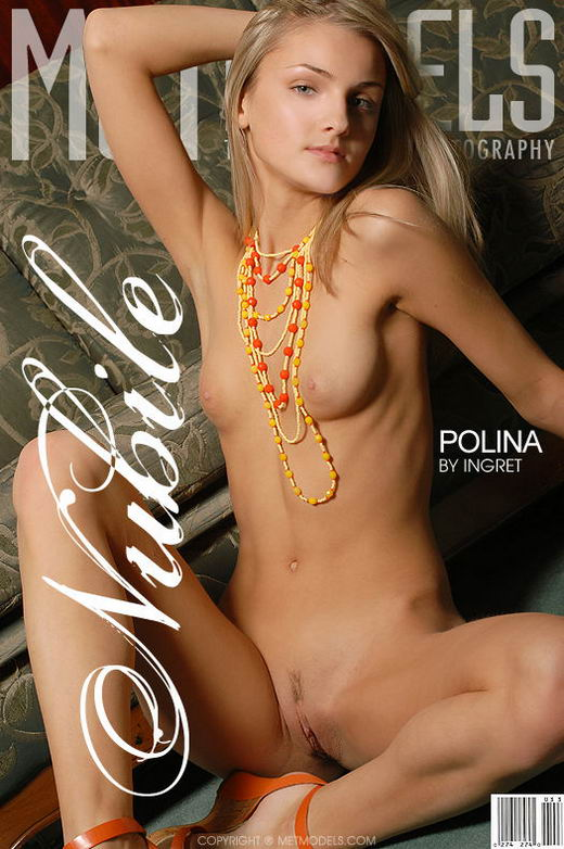 Polina - `Nubile` - by Ingret for METMODELS
