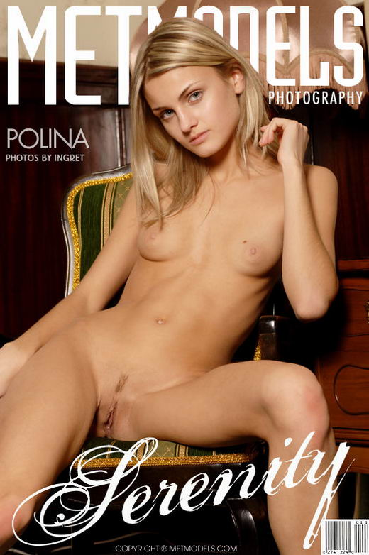 Polina - `Serenity` - by Ingret for METMODELS