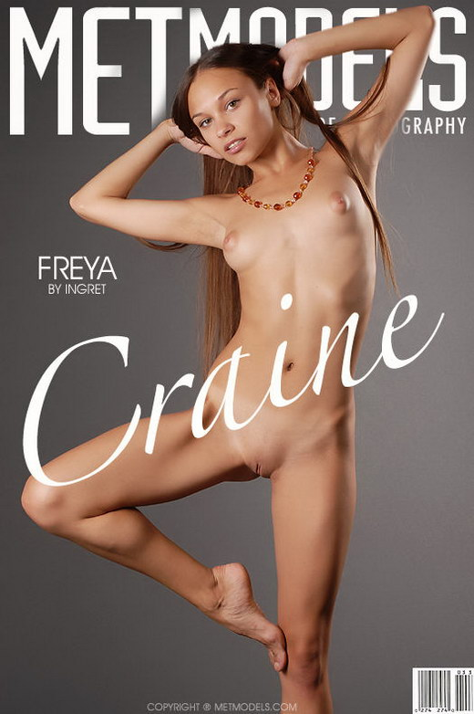 Freya - `Craine` - by Ingret for METMODELS