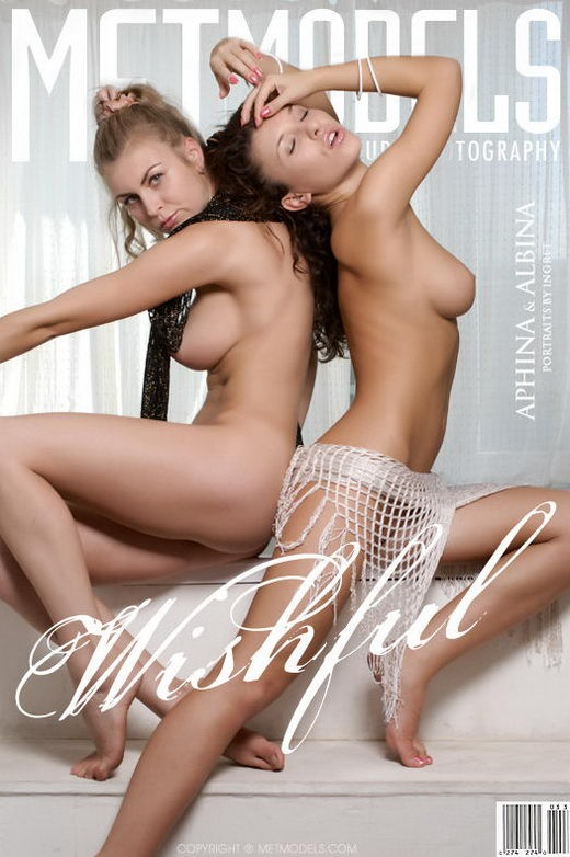 Albina & Aphina - `Wishful` - by Ingret for METMODELS