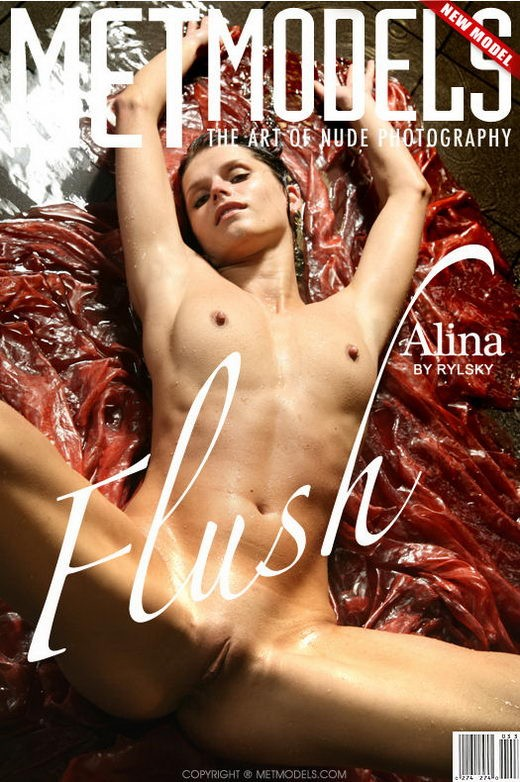 Alina A - `Flush` - by Rylsky for METMODELS
