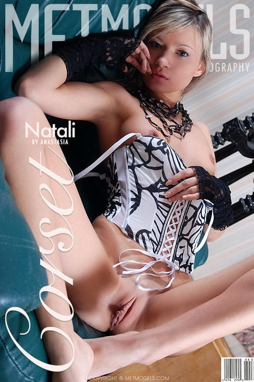 Natali - `Corset` - by Sofronova Anastasia for METMODELS