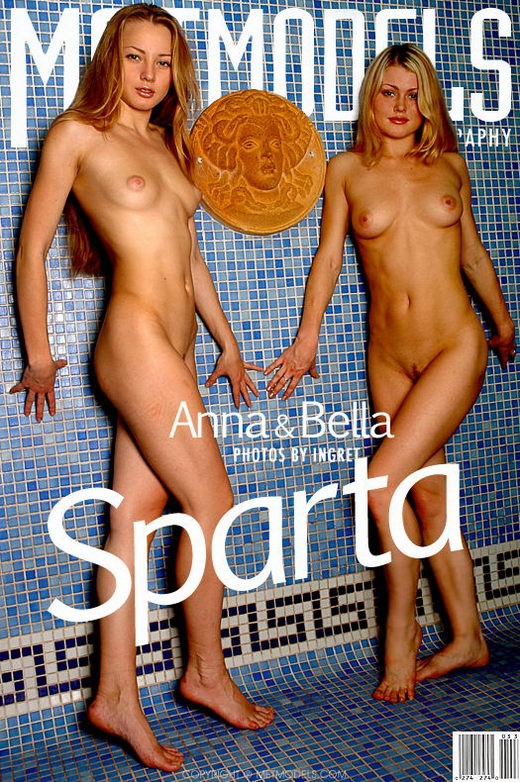 Anna & Bella - `Sparta` - by Ingret for METMODELS
