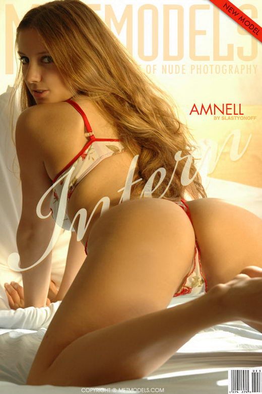 Amnell - `Intern` - by Slastyonoff for METMODELS