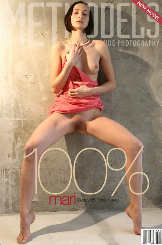 Mari A - `100%` - by Paromov for METMODELS
