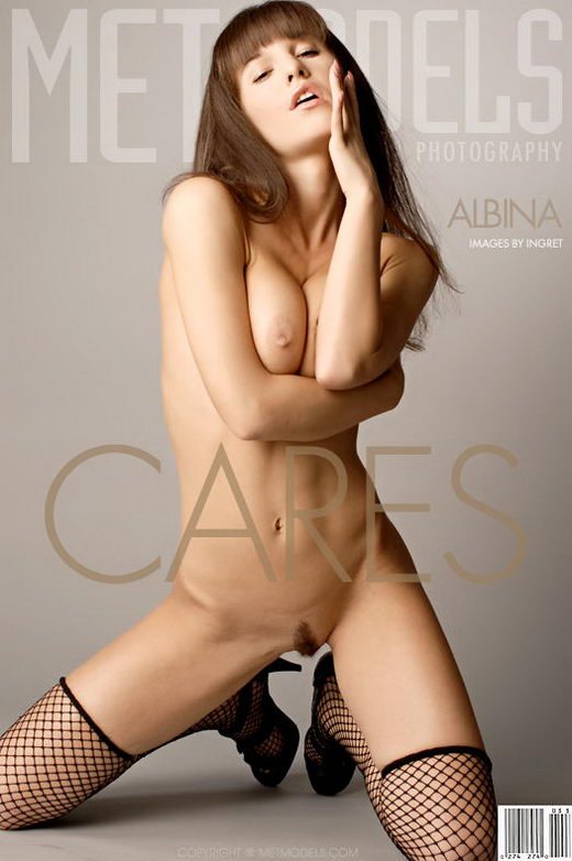 Albina - `Cares` - by Ingret for METMODELS