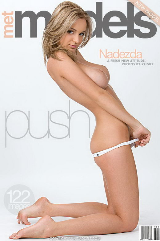 Nadezda - `Push` - by Rylsky for METMODELS